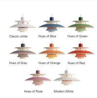 High quality E27 Pendant Light Colorful Umbrella Led Suspend Lamp Dining Room Led Pendant Lamp Led Lamparas Lighting Fixtures