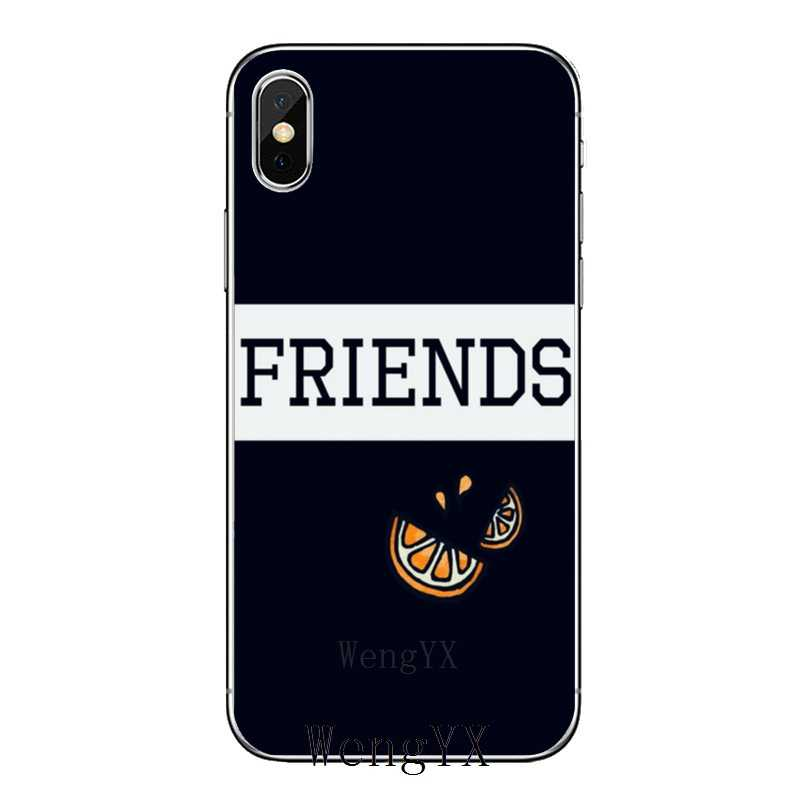 Bff أفضل أصدقاء مطابقة لسامسونج غالاكسي S10 لايت S9 S8 S7 S6 حافة زائد S5 S4 ملاحظة 9 8 5 4 البسيطة اكسسوارات جراب هاتف