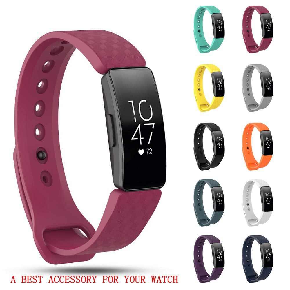 Ilicone バンド Fitbit 鼓舞時トラッカー Fitbit スマート手首ストラップバンドスポーツのブレスレット鼓舞/ACE2 フィットネスアクセサリー