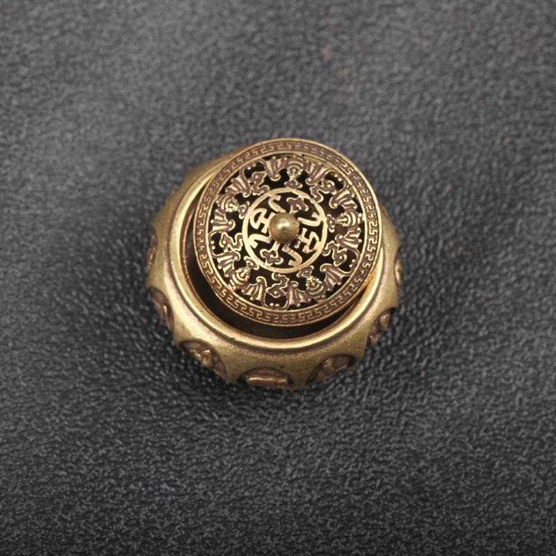 copper 12 zodiac animals incense burner (8)