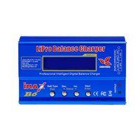 EU Plug Imax B6 Lipo Nimh Nicd RC Battery Balance Charger Discharger+AC Adapter 95AE