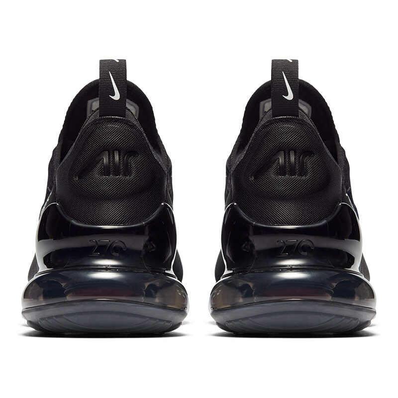 Ban đầu Mới Xuất Hiện NIKE AIR MAX 270 Bộ nam Chạy Bộ Giày Thể Thao Sneaker giải trí thoải mái thoáng khí Giày AH8050