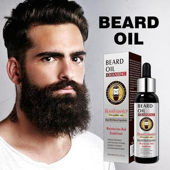 BellyLady Natural Accelerate Facial Hair Grow Beard Essential Oil Hair Beard Growth Oil Men Beard Grooming Products 2