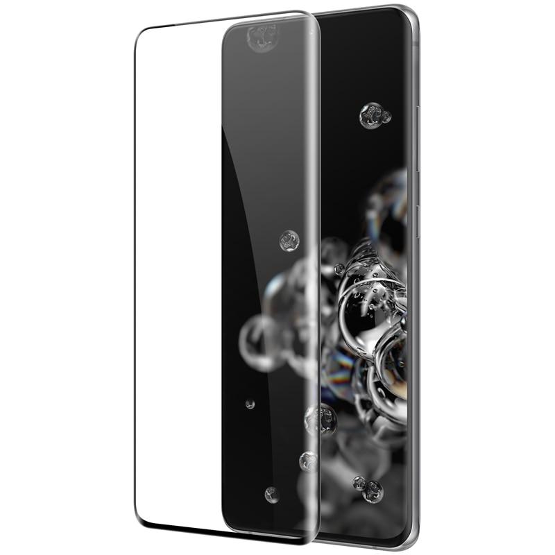 Закаленное стекло для Samsung S20 Plus Ultra NILLKIN 3D DS Max Защитная пленка для экрана для Samsung Galaxy S20 Ultra Plus S20 +|Защитные стёкла и плёнки|   | АлиЭкспресс