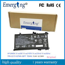 15.2V 63.3WH New Laptop Battery TE04XL for HP OMEN 15-AX 15-