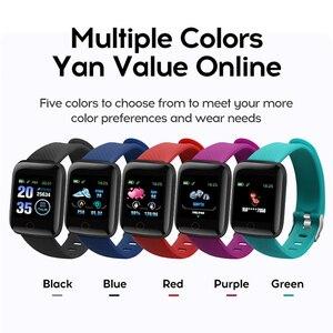 Image 2 - BINSSAW חדש חכם שעונים גברים קצב לב צג לחץ דם נשים כושר Tracker Smartwatch ספורט שעון יד IOS אנדרואיד