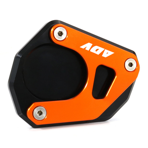 Image 4 - Misura per KTM 390 ADV Adventure 2020 2021 cavalletto cavalletto laterale ingranditore estensione ingranditore Pate Pad