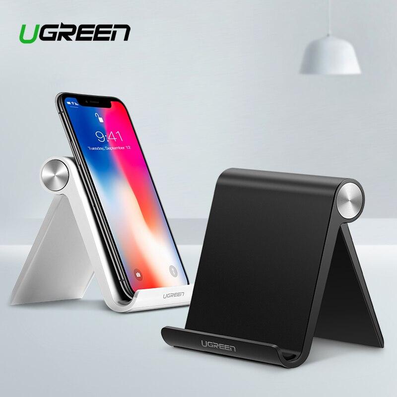 Ugreen-soporte portátil para teléfono móvil iPhone, Xiaomi, Huawei