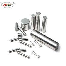 Rouleau à aiguilles cylindrique fixe, 100 pièces, roulement en acier, rouleau conique, 2 3 4 5 6 7 8 9 10mm