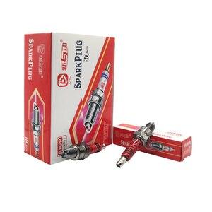 Image 4 - 1PC SUPER 3 pcs eletrodos de Competência Da Motocicleta Spark Plug Para GY6 A7TJC CR7HIX CR7HSA C7HSA A7RTC A7TC UF22 CR6HSA C5HSA C6HSA