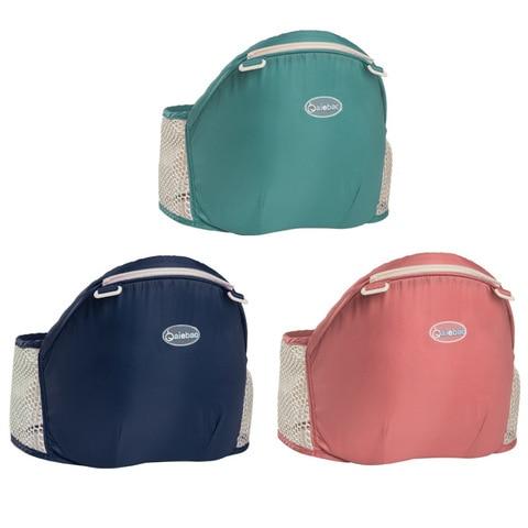 AIEBAO Baby Carrier Breathable Kangaroo Baby Travel Backpack Summer Baby Sling Canguru Infant Hipseat Belt Baby Wrap Waist Stool Karachi