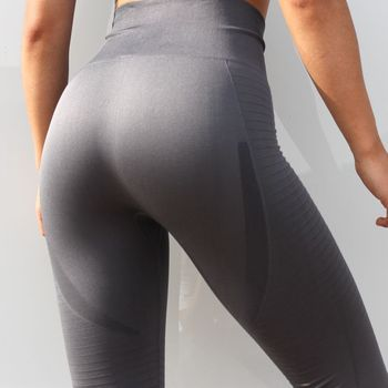 Maryigean Seamless Leggings Push Up Sport Women Fitness Running Yoga Pants Energy Seamless Leggings Gym Stretchy Sportwear printed stretchy gym leggings