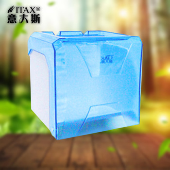 Factory direct wall-mounted small roll tissue box bar small restaurant tissue holder ABS plastic carton contact paper tanie i dobre opinie NoEnName_Null Z tworzywa sztucznego X-3318 Car living room bathroom Removable tissue ABS engineering plastics Manual Modern simplicity
