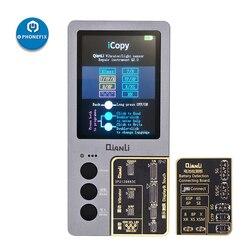 QIANLI iCopy LCD Bildschirm Programmierer für iPhone 7 8 8P X XR XS Max Lichtempfindliche Original Bildschirm Vibration Batterie reparatur