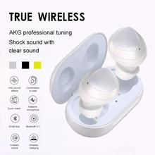 Wireless Earphone Sports Earbuds Bluetooth 5.0 TWS Headsets for Android iPhone S