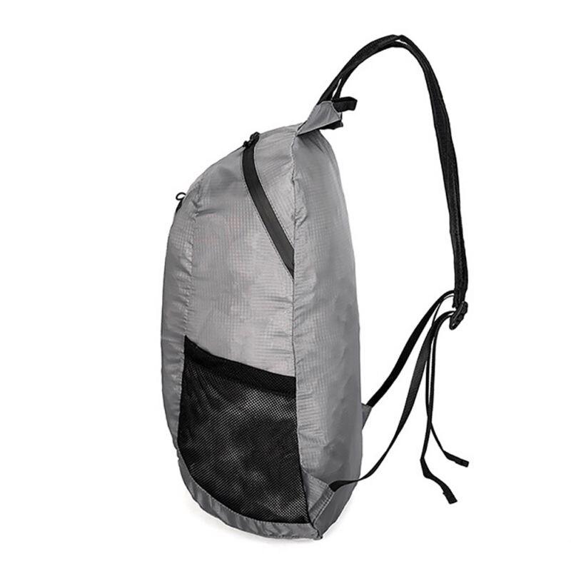 20L Portable Foldable Backpack Waterproof Backpack Foldable Bag Ultralight Outdoor Pack for Women Men Travel Hiking