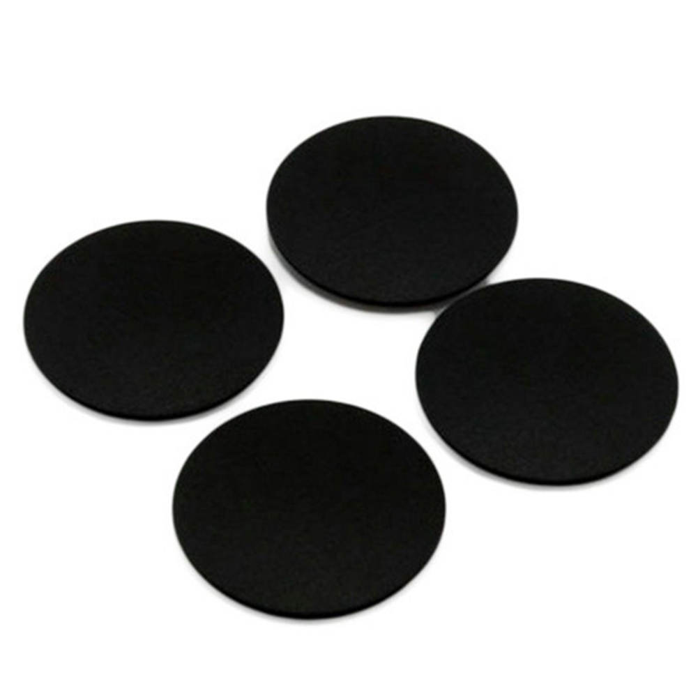 4Pcs Rubber Wearproof Laptop Tool Bottom Case Replacement Accessories Feet Pad Cover Mini Stand Adhesive For Macbook Pro A1278 5