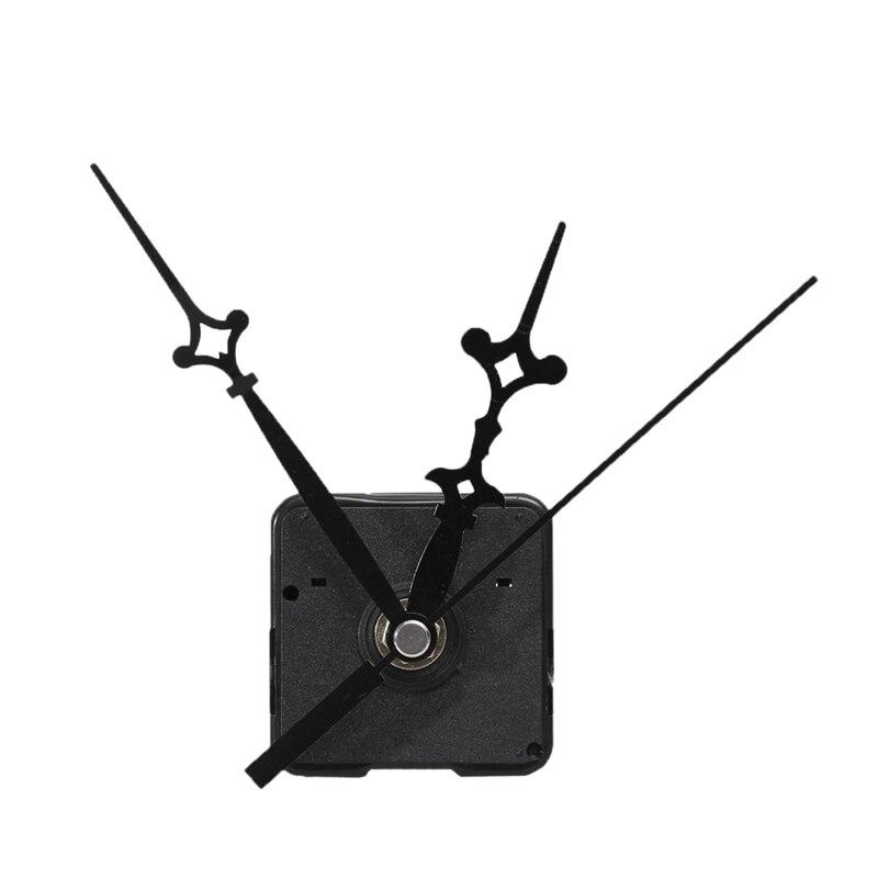 Hands Wall Zero High Quality Quartz Clock Movement Mechanism Diy Repair Parts Clock Replacement Parts Tools Clocks
