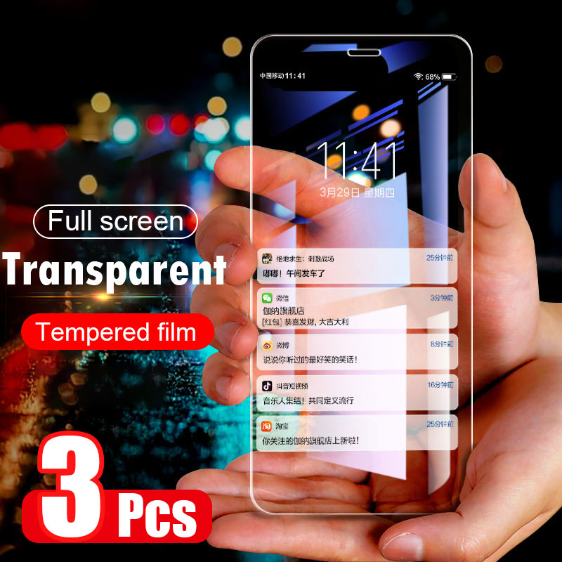 ZNP Protective-Glass Screen-Protector Tempered XR IPhone 8 6s-Plus 9H For Xs-Max 8-7