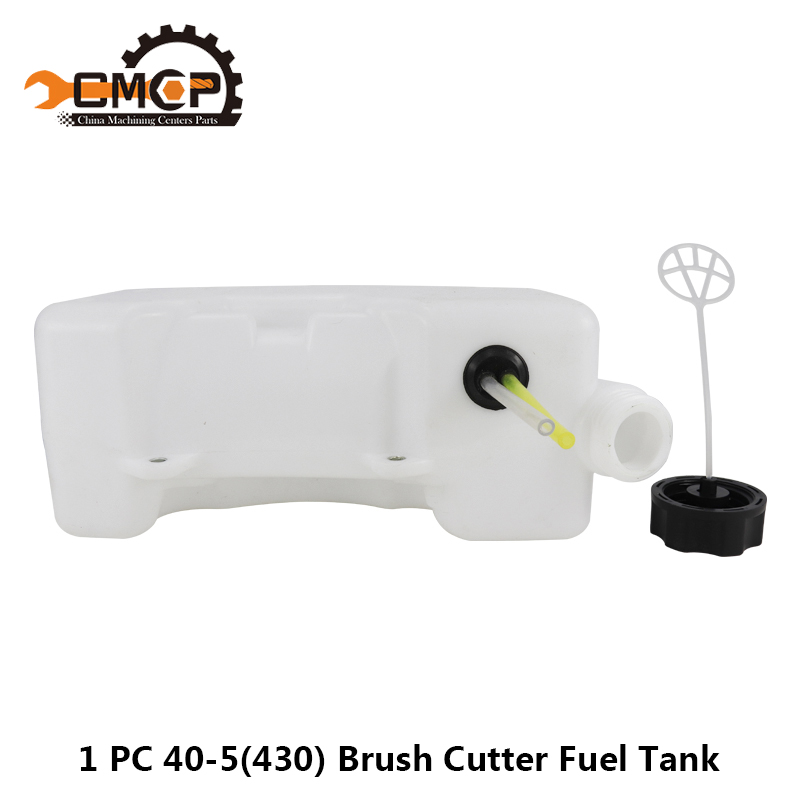 1pc 40-5(430) Brush Cutter Fuel Tank Assy Lawn Mower Spare Parts Medium Grass Trimmer Fuel Tank Gas Fuel Tank