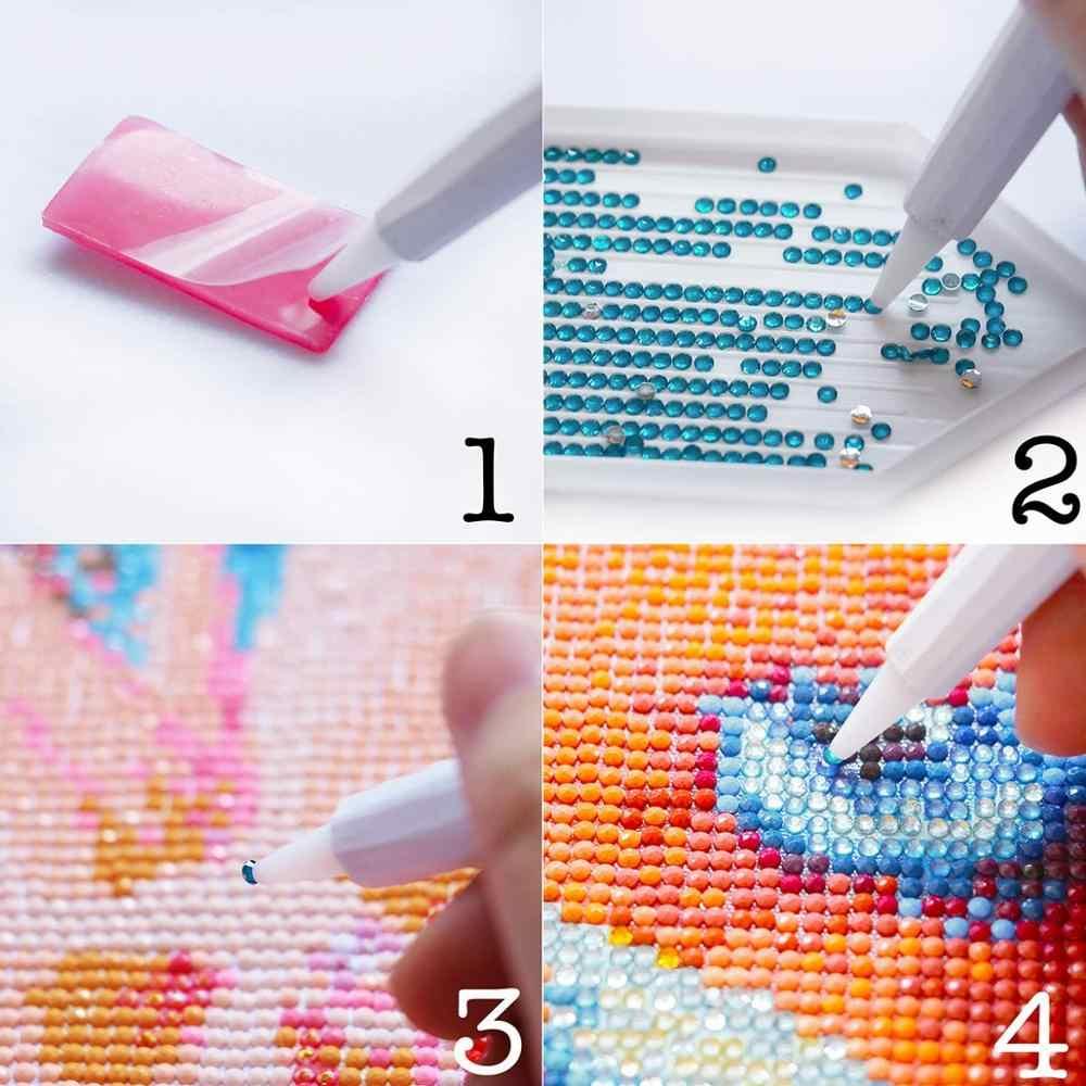 Diamond Painting Drill Pen 5D Wood