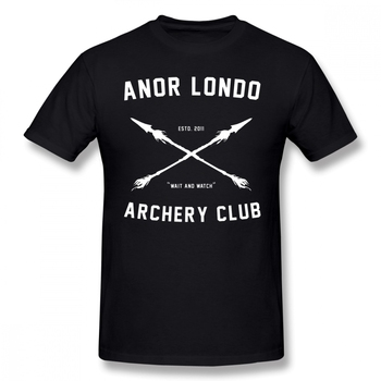 "Dark Souls ""ANOR LONDO ARCHERY CLUB"" T-Shirt"