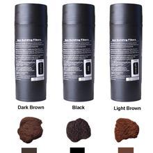 15g saç bina lifleri Keratin kalın saç yoğun kapak saç dökülmesi dolum kalınlaşma Fiber saç tozu saç matlaştırıcı toz
