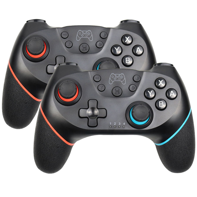 Wireless Bluetooth controller For Nintend switch pro controller Gamepad Pro controller For switch Console with 6-Axis Handle