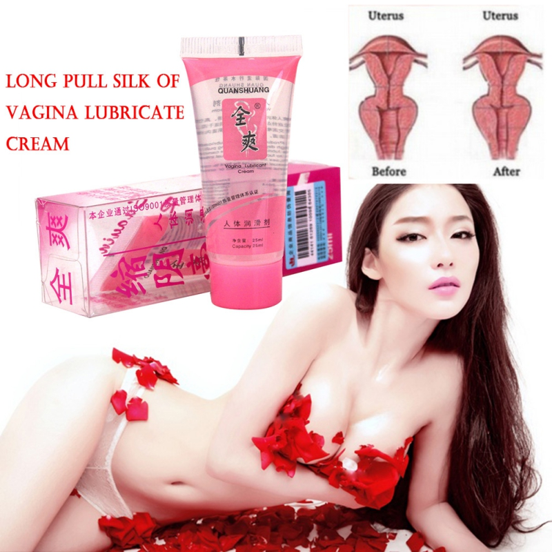 25ml Tightening Gel Vaginal Shrink Cream Tighter For Women Sexy Aid Be Always Virgin Again Cream Make Him Feel Bigger-XI