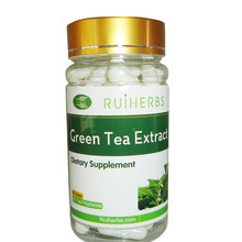 1Bottle Green Tea Extract Caps 500mg X 90pcs Max Potency for Weightloss Strong Antioxidant, Anti-aging