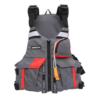 Fishing Vest Jacket Floats for Water Sports Swimming Sailing Boating Kayak Floating