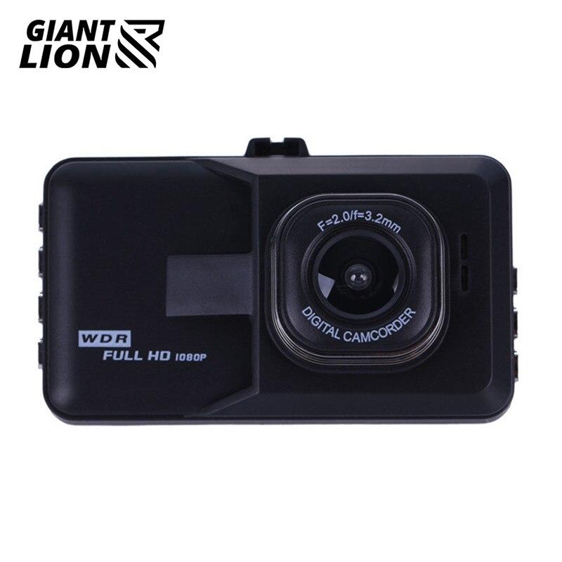 3-дюймовая умная Автомобильная DVR камера WIFI 1080P HD ночного видения, видеорегистратор с голосовым управлением, видеорегистратор 140 градусов с ш...
