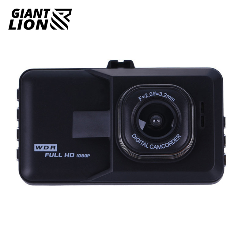 3 <font><b>Inch</b></font> Smart <font><b>Car</b></font> <font><b>DVR</b></font> <font><b>Camera</b></font> WIFI 1080P HD Night Vision Dash Cam Voice Control Driving Video Recorder 140 Degree Wide Angle image