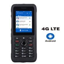 Zello – Radio WiFi inico T310 robuste, avec petit clavier de 2.4 pouces, réseau 4G, bidirectionnel