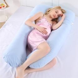 Oreiller soutien-gorge pour femmes enceintes | En forme de U, oreillers de maternité, grossesse côté literie, livraison directe