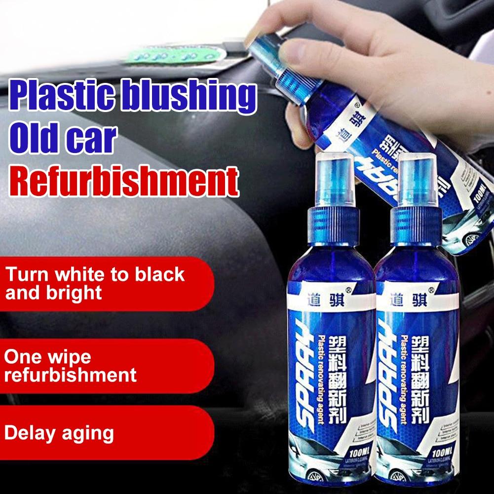 100ml Car Anti Scratch Hydrophobic Polish Nano Coating Agent Car Retreading Agent Paint Sealant Protection For Car Tools