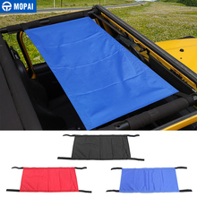 Mopai Car Roof Waterproof Hammock for Jeep Wrangler TJ JK JL Car Bed Rest Top Cover Accessories for Jeep Wrangler 1997-2019 цена в Москве и Питере