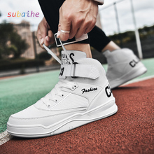 Men's & Women's High-Top Skateboarding Shoes INS Four Seasons Show Classic Black White High Quality Sneakers Designed for Couple