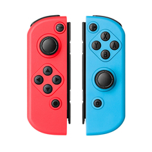 For Switch Joy Con Controller for Nintendo Joystick Joycons Left Right Bluetooth Wireless Gamepad Accessories Controllers
