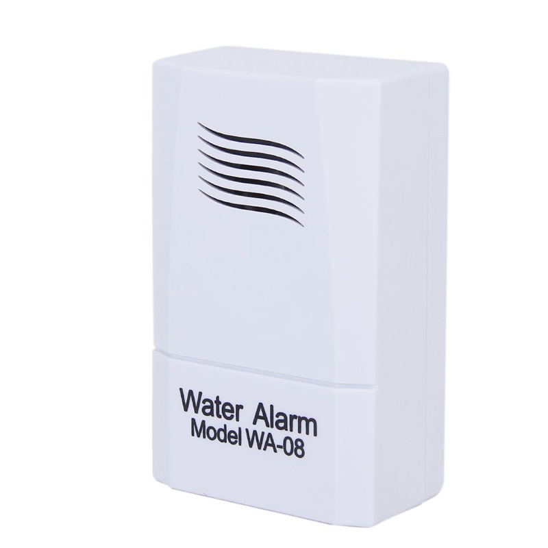 9V Water Leak/Level/Moisture Detector Alarm