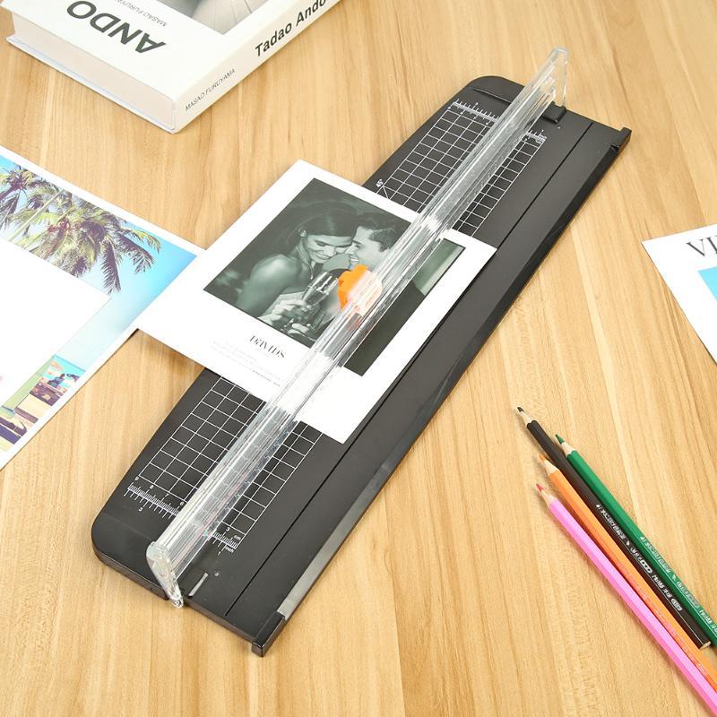 A3 A4 Paper Cutter Portable Cutting Mat Art Trimmer Crafts Photo Scrapbook Cutter Office Home Stationery DIY Cutting Machine