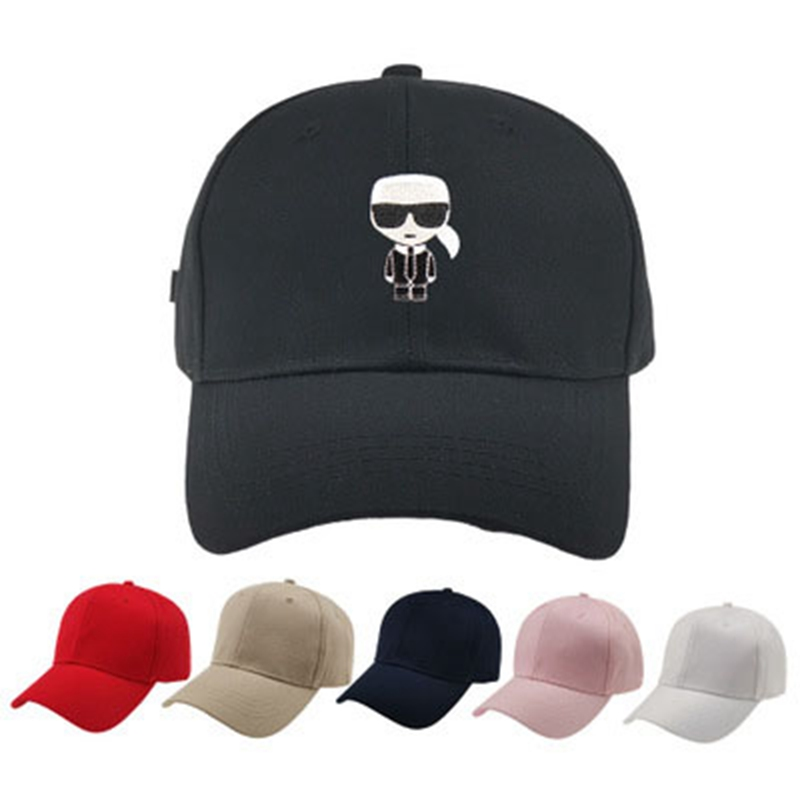 Designer Cartoon Figure Baseball Cap Man Hat Fashion Dad Hat Summer Sunhat Adjustable Snapback Hip Hop Hats