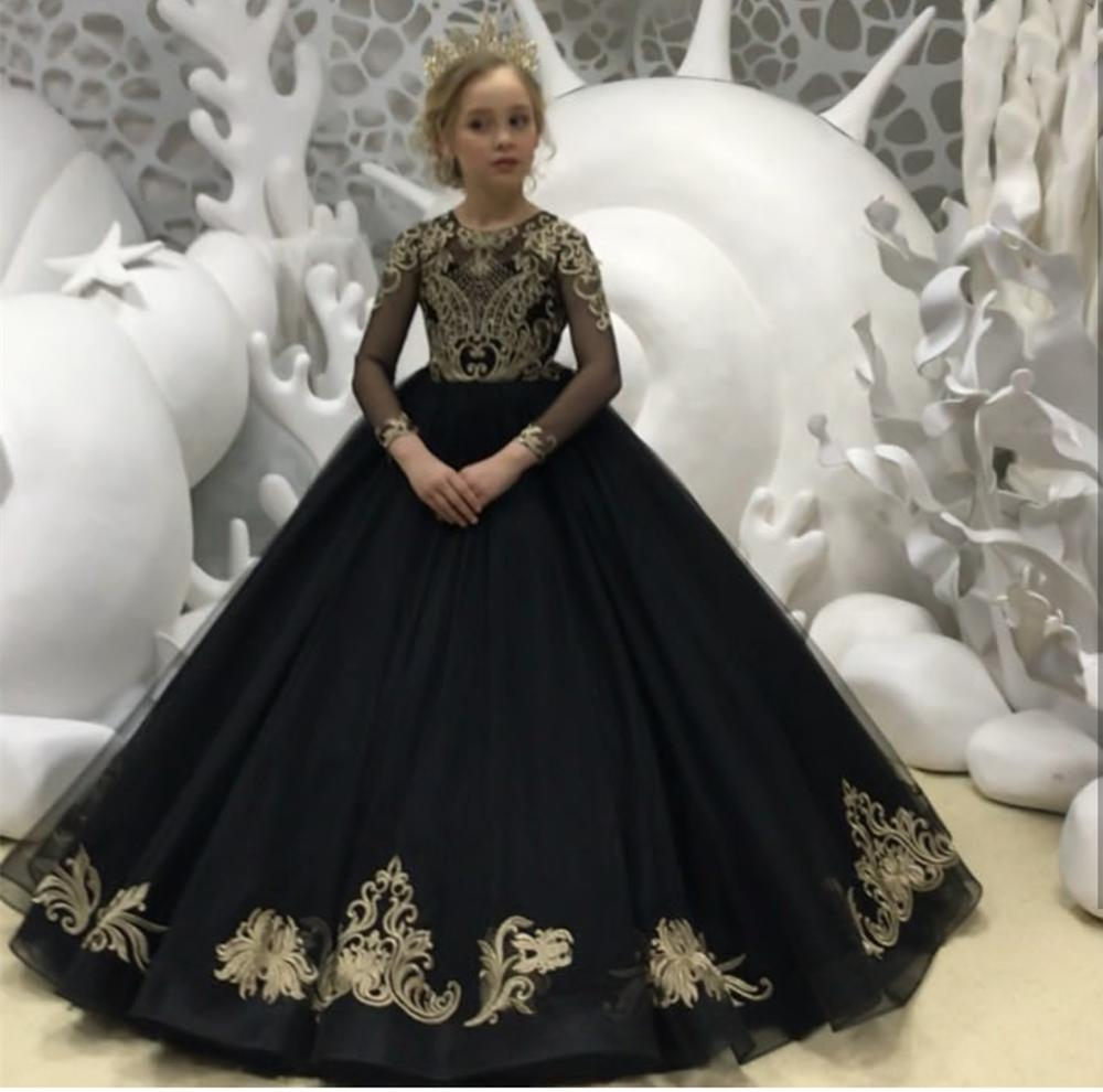 2020 Vintage Green Lace  15 Years Ivory Flowers Sleeveless Ball Gown Black Gold Lace Long Sleeve Floor Length Prom Gowns