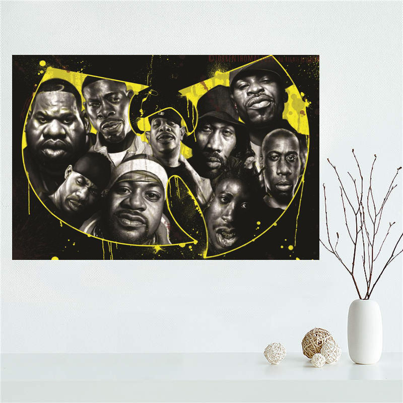 Worldwide delivery wu tang poster in NaBaRa Online