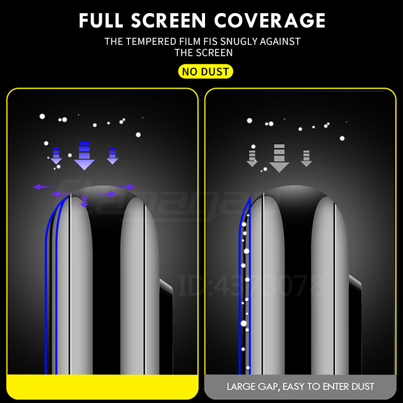 Image 4 - 3Pcs 9H Tempered Glass For Huawei P20 P30 P10 Mate 20 Lite Pro Screen Protector For Huawei Honor 10 20 Lite P Smart Glass Film-in Phone Screen Protectors from Cellphones & Telecommunications