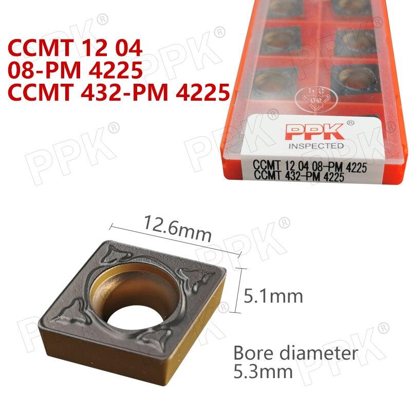 1-PM4225 10*  CCMT09T304-PM4225 CCMT 3 2.5