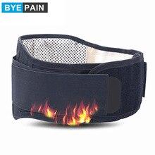 BYEPAIN Health Care Tourmaline Waist Belt Self Heating Magnetic Therapy Lumbar Support