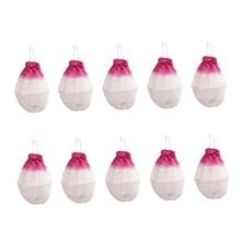 10 Uds Gas Mantles Cuerpo brillante para Petromax linterna de lámparas de Gas propano parafina