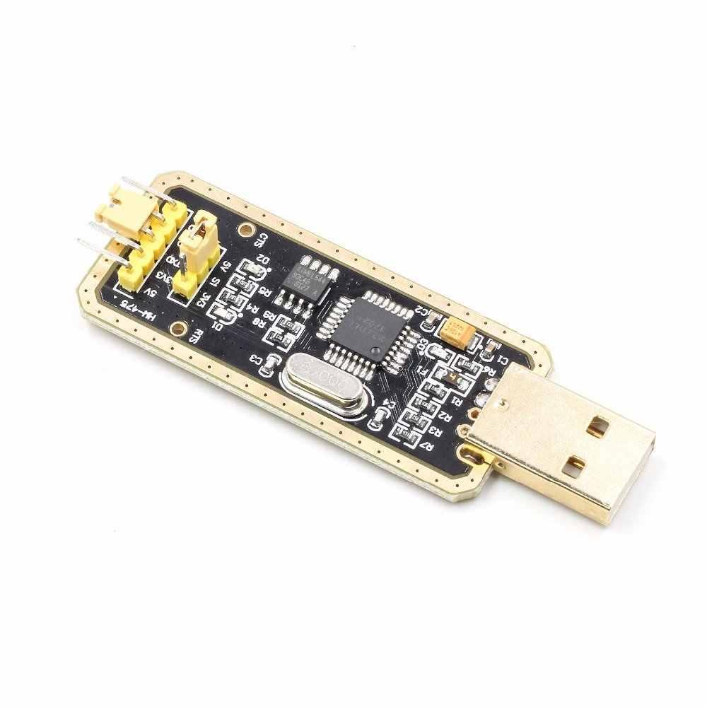 USB untuk TTL Adaptor Konverter USB To Serial untuk Proyek Pembangunan-Menampilkan Asli FTDI Usb UART IC FT232RL