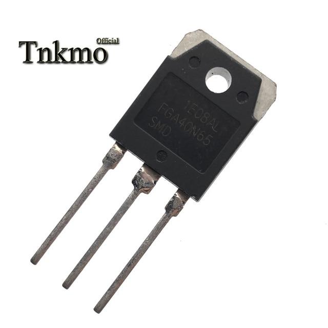 5 PIÈCES 10 PIÈCES FGA40N65SMD TO 3P FGA40N65 40N65 Puissance Transistor IGBT livraison gratuite